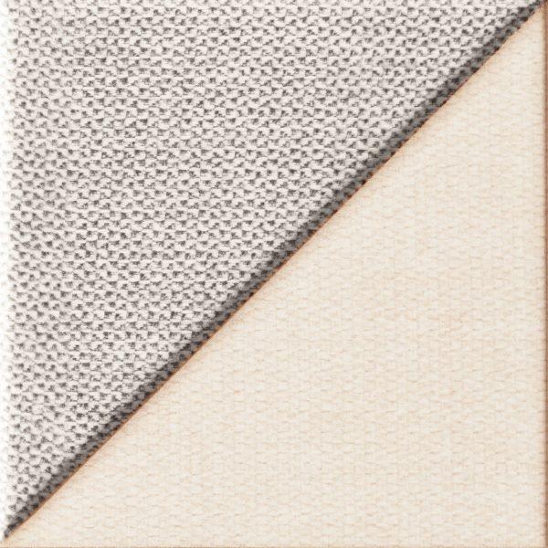 Zdjęcie Dekor ścienny Tubądzin Chenille mix STR 14,8×14,8 cm