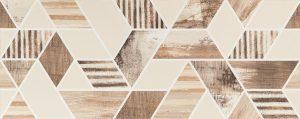 Dekor ścienny Tubądzin Colour 2 29,8x74,8 cm