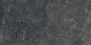 Płytka podłogowa Tubądzin Grand Cave graphite STR 239,8x119,8 cm