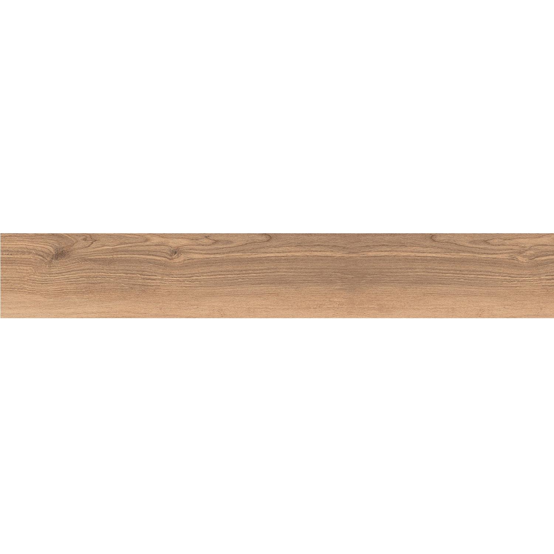 Płytka podłogowa deskopodobna Tubądzin Mountain Ash almond STR 149,8x23 cm