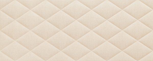 Zdjęcie Płytka ścienna Tubądzin Chenille pillow beige STR 29,8×74,8 cm
