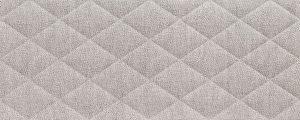 Płytka ścienna Tubądzin Chenille pillow grey STR 29,8x74,8 cm