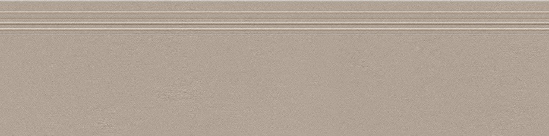 Zdjęcie Stopnica podłogowa Tubądzin Industrio Beige MAT 119,8×29,6 cm