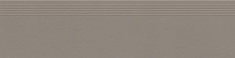 Stopnica podłogowa Tubądzin Industrio Brown MAT 119,8x29,6 cm