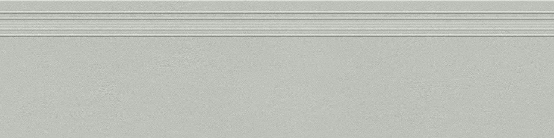 Stopnica podłogowa Tubądzin Industrio Light Grey MAT 119,8x29,6 cm