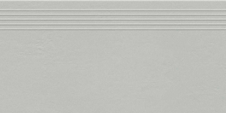 Stopnica podłogowa Tubądzin Industrio Grey MAT 59,8x29,6 cm