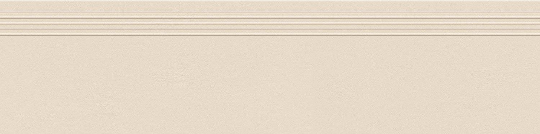 Zdjęcie Stopnica podłogowa Tubądzin Industrio Ivory MAT 119,8×29,6 cm