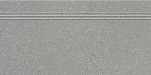 Stopnica podłogowa Tubądzin Urban Space graphite 59,8x29,8 cm