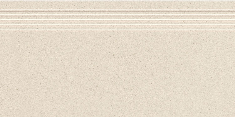Stopnica podłogowa Tubądzin Urban Space ivory 59,8x29,8 cm