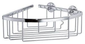 Koszyk łazienkowy Tesa Aluxx 92x192x200 bez wiercenia 40200
