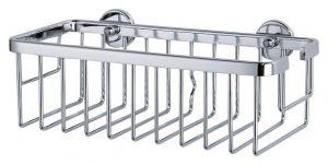 Koszyk łazienkowy Tesa Aluxx 92x250x125 bez wiercenia 40201