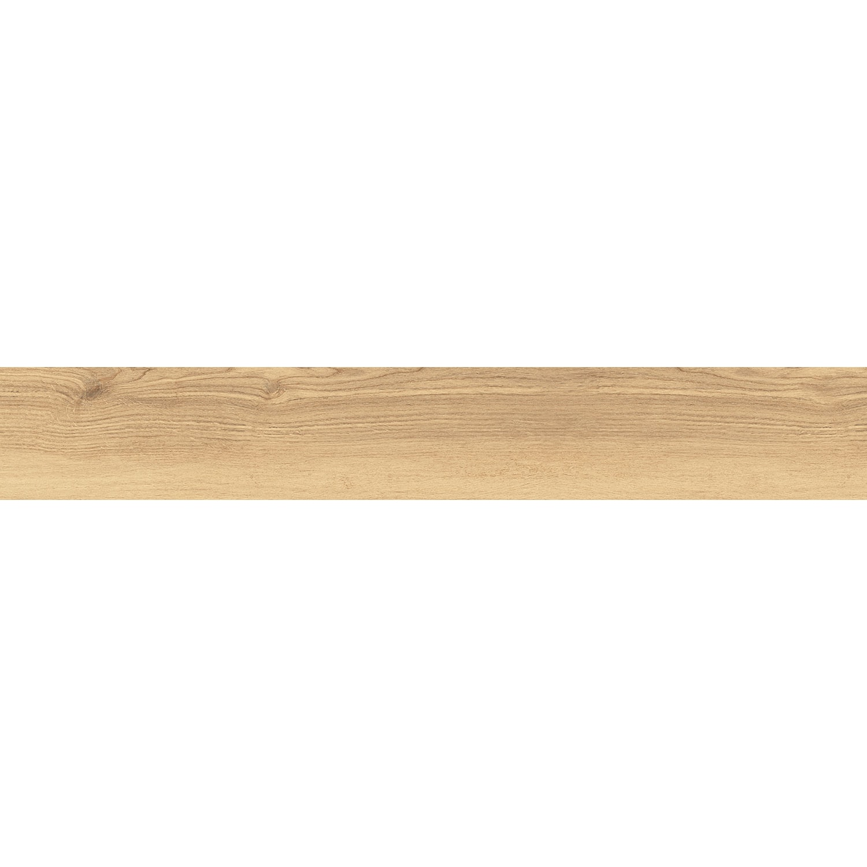 Płytka podłogowa deskopodobna Tubądzin Mountain Ash gold STR 149,8x23 cm