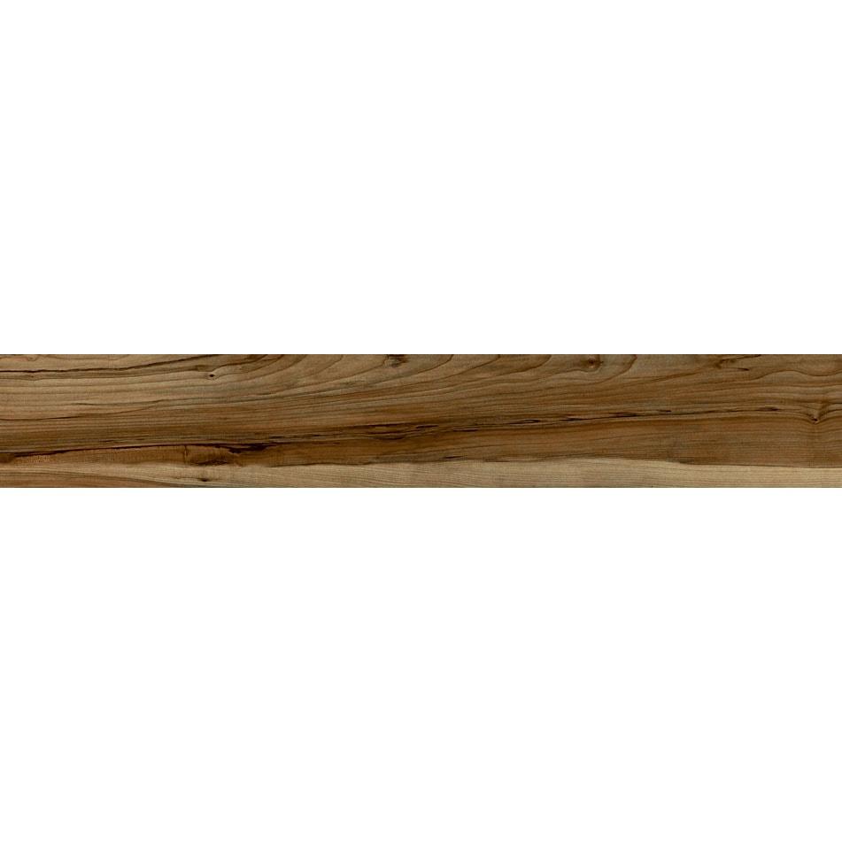 Płytka podłogowa deskopodobna Tubądzin Wood Land brown 119,8x19 cm