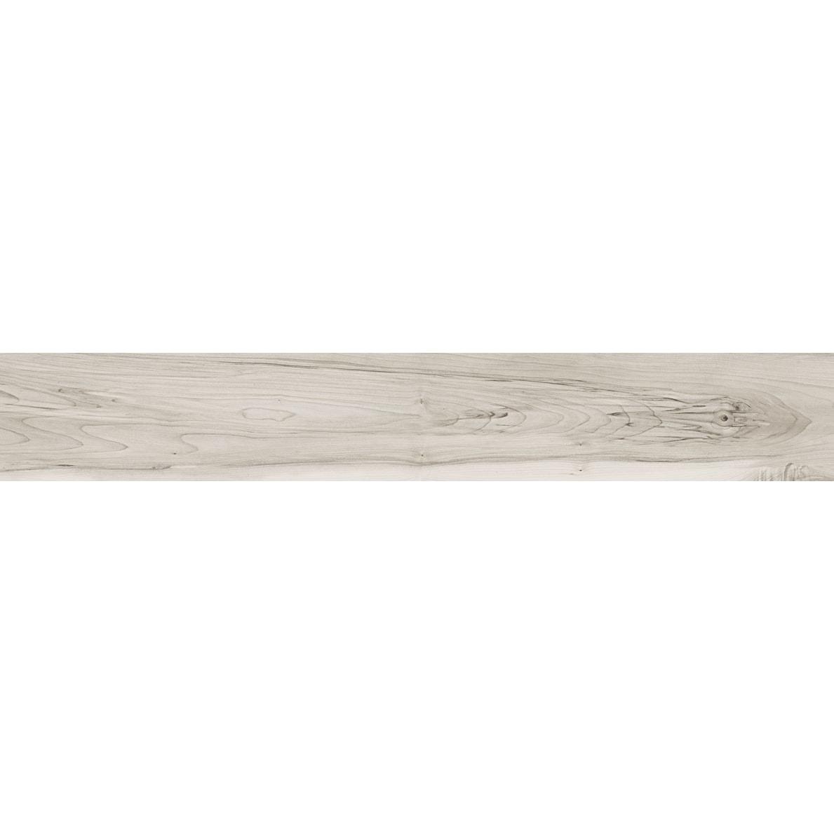 Płytka podłogowa deskopodobna Tubądzin Wood Land grey 149,8x23 cm