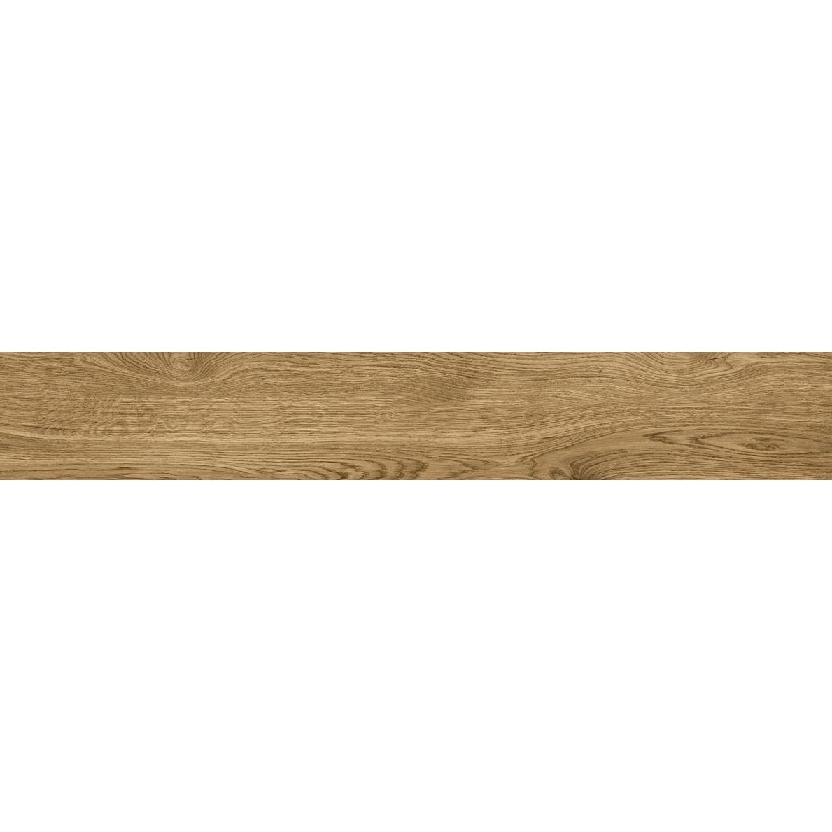 Płytka podłogowa deskopodobna Tubądzin Wood Pile natural STR 149,8x23 cm