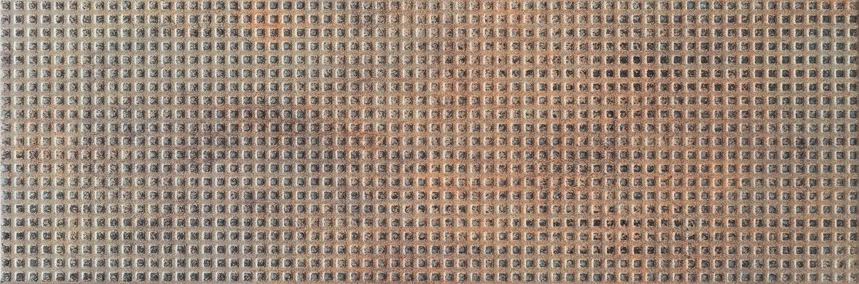 Zdjęcie Płytka ścienna Tubądzin Brave rust STR 14,8×44,8 cm