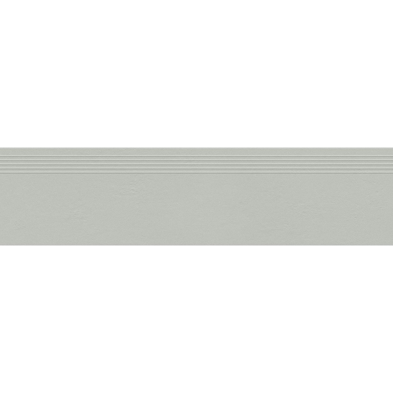 Stopnica podłogowa Tubądzin Industrio Grey MAT 119,8x29,6 cm