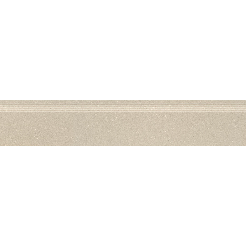 Stopnica podłogowa Tubądzin Urban Space beige 119,8x29,6 cm