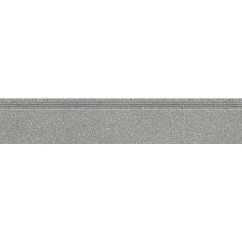 Stopnica podłogowa Tubądzin Urban Space graphite 119,8x29,6 cm