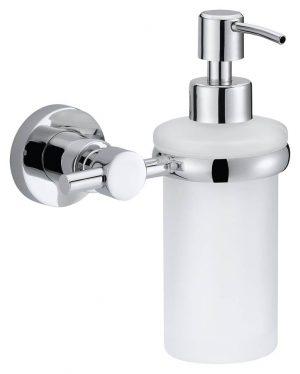 Dozownik mydła Tesa Loxx 170x127x107 bez wiercenia 40281