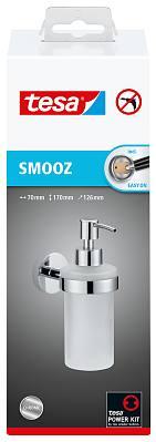 Zdjęcie Dozownik mydła Tesa Smooz 170x70x126 40323