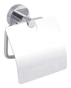 Uchwyt na papier Tesa Smooz 130x145x54 chrom 40315