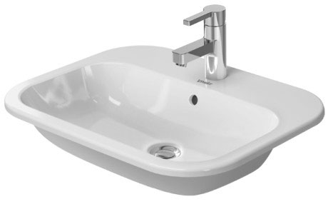 Umywalka podblatowa Duravit Happy D.2 60 cm 483600000