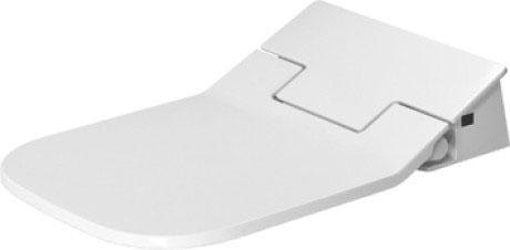 Deska sedesowa SensoWash Slim z funkcją mycia do P3 Comforts Duravit 611400002004300