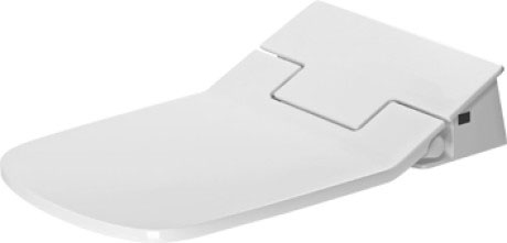 Deska sedesowa SensoWash Slim z funkcją mycia do DuraStyle Duravit 611200002004300
