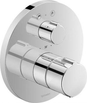Bateria wannowa podtynkowa termostatyczna Duravit C.1 C15200014010