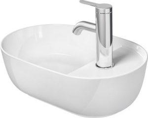 Umywalka nablatowa Duravit Luv 42x27 cm biała 0381422600