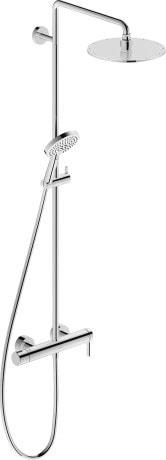 Zestaw prysznicowy Duravit C.1 119,6 cm C14280007010