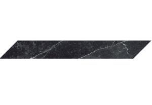 Listwa Paradyż Barro Nero Lewa Mat 7,2x59,8 cm