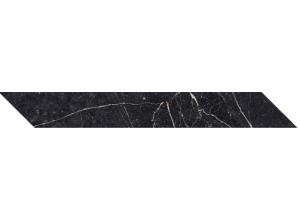 Listwa Paradyż Barro Nero Prawa Mat 7,2x59,8 cm