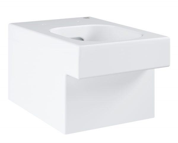Zdjęcie GROHE Cube Ceramic – miska WC wisząca biała 3924500H .
