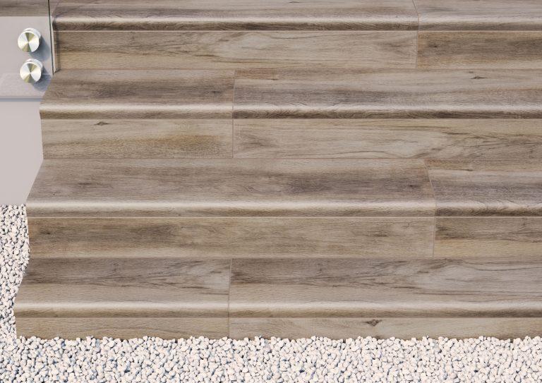 Zdjęcie Stopnica Cerrad Mattina beige 32×120,2cm deskopodobna 01694