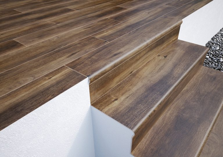 Zdjęcie Stopnica Cerrad Mattina marrone 32×120,2cm deskopodobna 01571