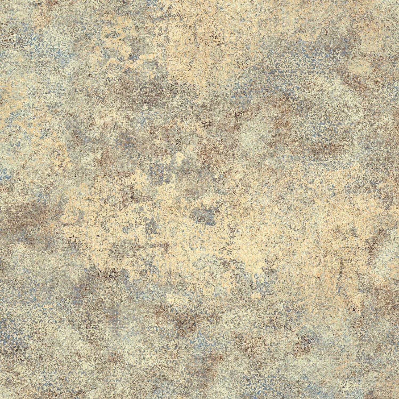 Płytka podłogowa Tubądzin Persian Tale gold 59,8x59,8 cm