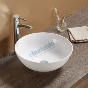 Umywalka nablatowa Zoya 104 Forlan 415X415X155 mm