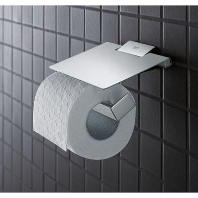 Zdjęcie Uchwyt na papier toaletowy Grohe Selection Cube chrom 40781000 @