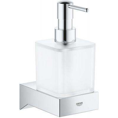 Zdjęcie Dozownik do mydła Grohe Selection Cube 40805000