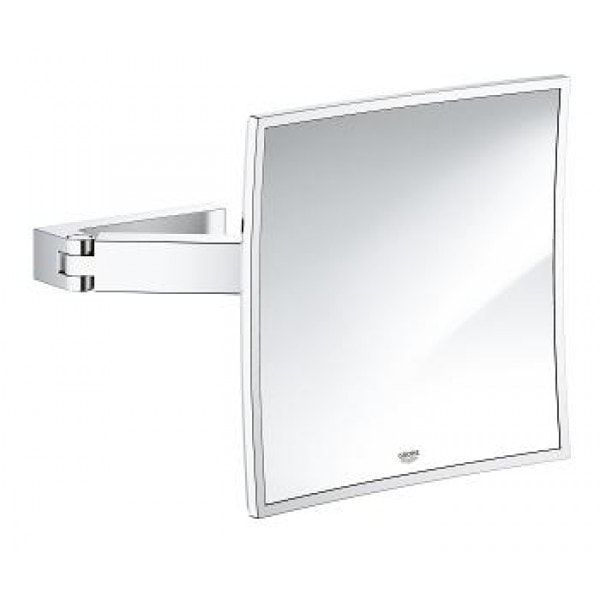 Lusterko kosmetyczne Grohe Selection Cube chrom 40808000
