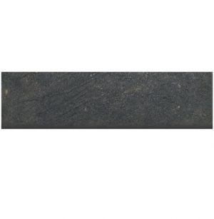 Płytki elewacyjne Cokół Paradyż Scandiano Brown 8,1X30 cm