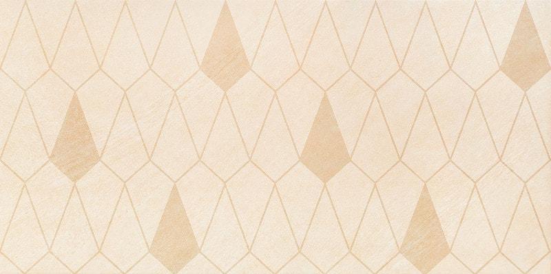 Dekor ścienny Tubądzin Pistis 29,8x59,8 cm (p)