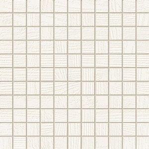 Mozaika ścienna Tubądzin Timbre White Mat 29,8x29,8 cm