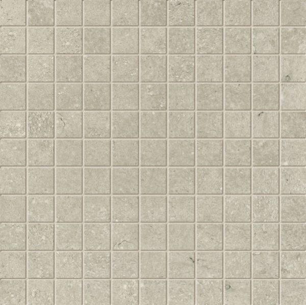 Zdjęcie Mozaika ścienna Tubądzin Timbre Cement Mat 29,8×29,8 cm