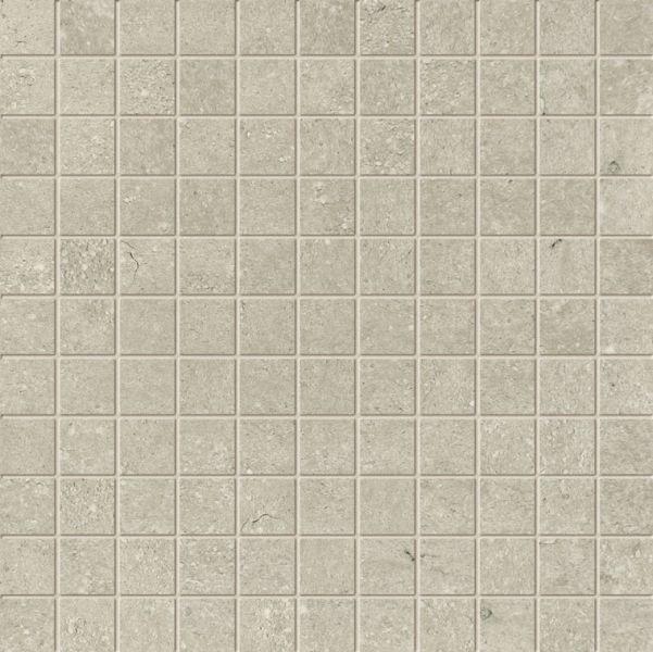 Mozaika ścienna Tubądzin Timbre Cement Mat 29,8x29,8 cm