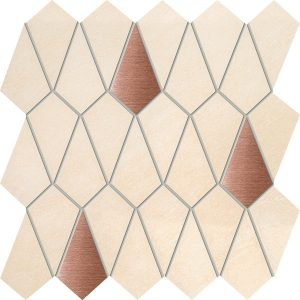 Mozaika ścienna Tubądzin Pistis 27,9x27,6 cm (p) MS-01-191-0279-0276-1-005
