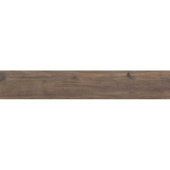Płytka deskopodobna Zoya Lenaro Brown 19,3x120,2 cm