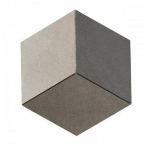 Płytka podłogowa Ceramika Limone Town Mozaika Cubic 22x22cm